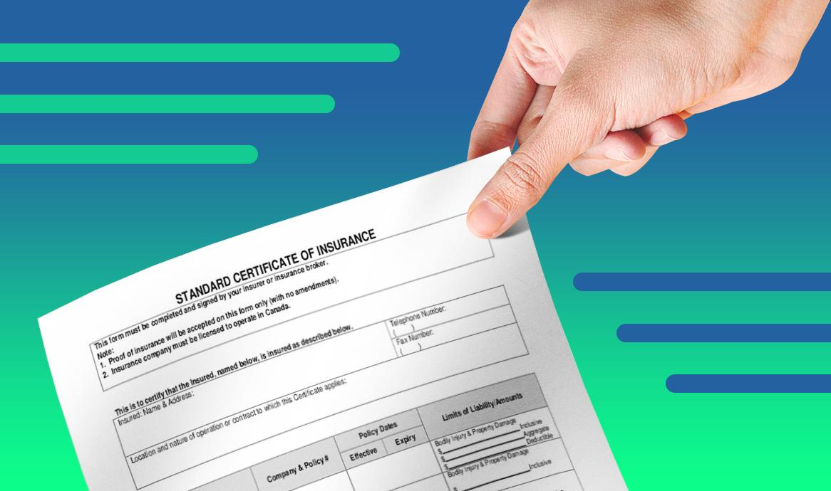 What Does an Auto Insurance Certificate Look Like?